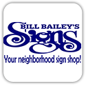 Bill Bailey\'s Signs