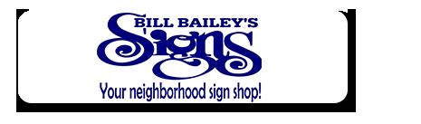 Bill Bailey Signs